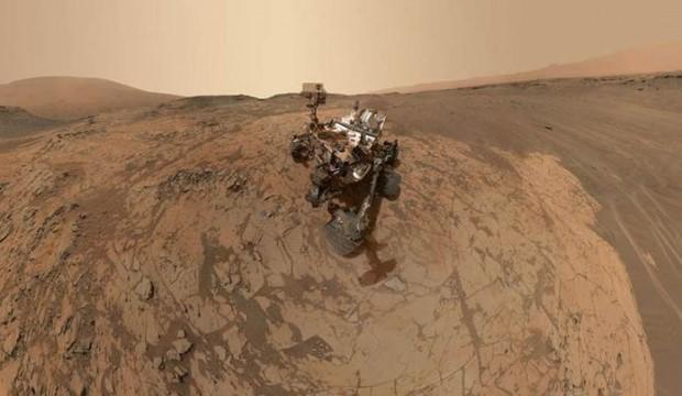 Curiosity gözlem aracı 6. yaş gününü kutluyor