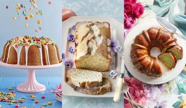 En güzel kek tarifleri