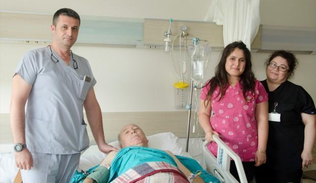 Uşak'ta mikro cerrahi ameliyatlarına başlandı