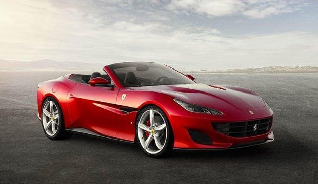 Ferrari Portofino'ya özel boya geliştirdi
