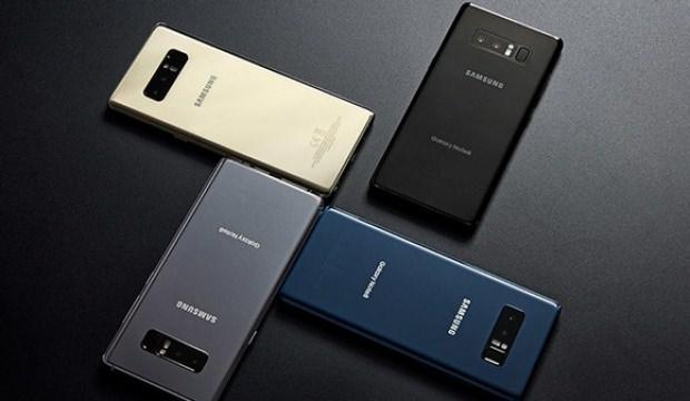 Galaxy Note 9'a dair yeni iddialar ortaya çıktı