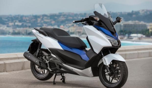 Honda Forza 250, Türkiye'de yarın satışa çıkıyor