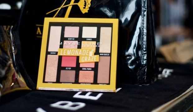 Maybelline New York Lemonade Craze Far Paleti incelemesi