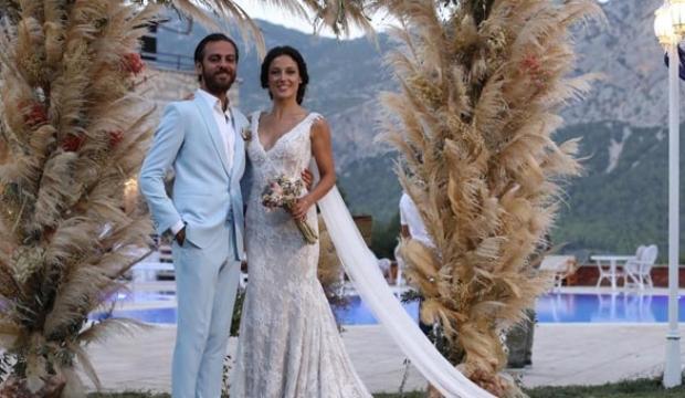 'Vartolu' Erkan Kolçak Köstendil evlendi