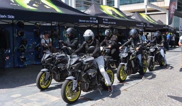 Yamaha MT Tour İstanbul'a geliyor