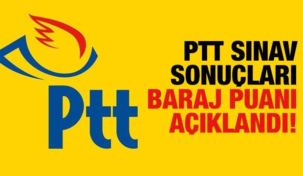 5 bin PTT memur alımı sınav sonuçları açıklanma tarihi belli oldu!
