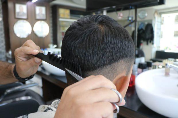 Bu kuaförde 'Amerikan' tıraşı yasaklandı