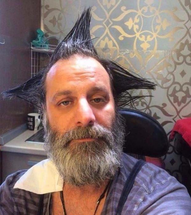 Ozan Güven'in yeni tarzı sosyal medyada olay oldu