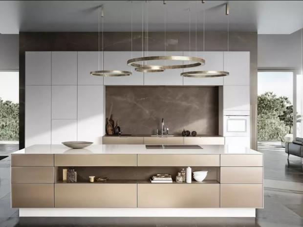 Mutfaklar için avize modelleri