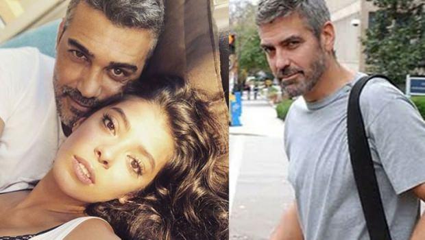 George Clooney ile Caner Cindoruk