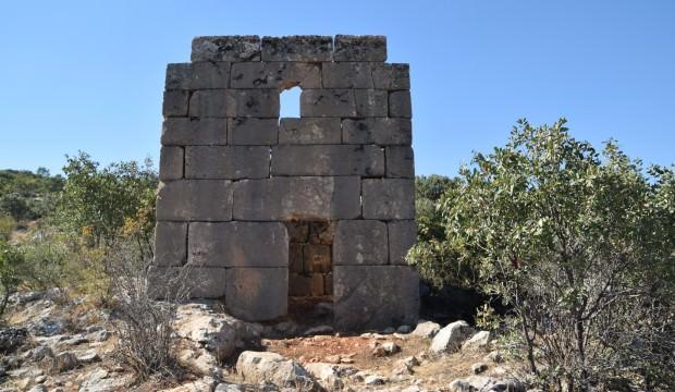 Tam 2 bin yıllık askeri gözetleme kulesi bulundu