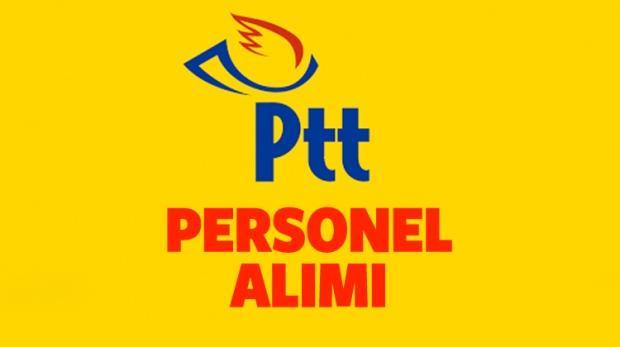 ptt-personel-alımı