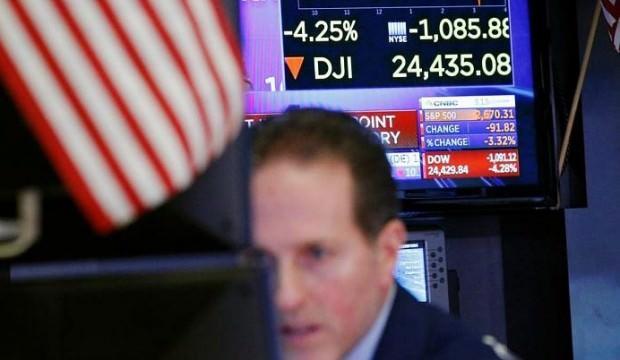 ABD borsasında büyük kayıp! Uzun zaman sonra...
