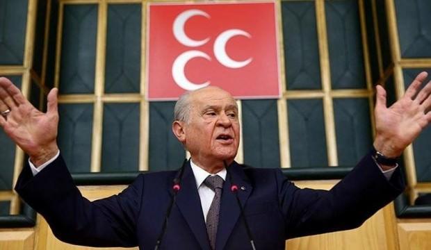 MHP yerel seçimde ittifak kararını açıkladı