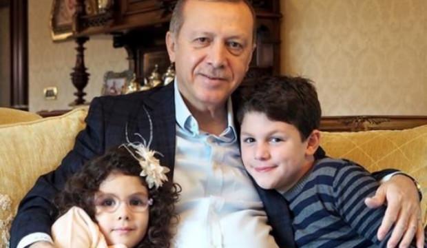 Başkan Erdoğan 7.kez dede oldu!
