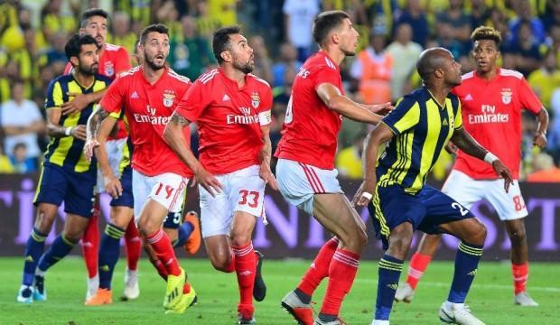 Benfica'nın Play-Off'taki rakibi belli oldu