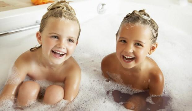 Çocuklar ne sıklıkla yıkanmalı?