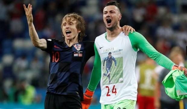 Hırvatistan milli takımında bir veda daha!