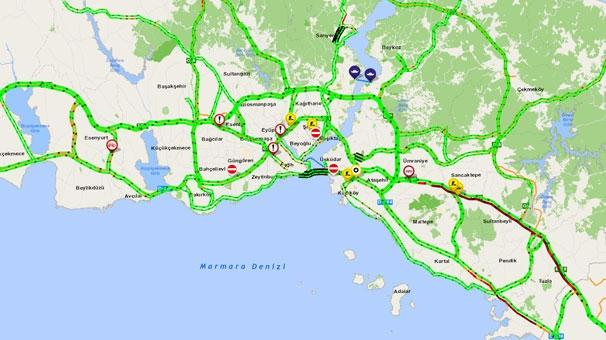 İstanbul'dan büyük kaçış! Bu noktalara dikkat