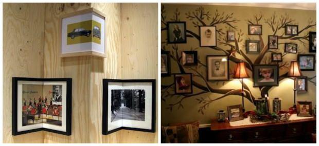 Sezonun birbirinden farklı duvar kağıt modelleri