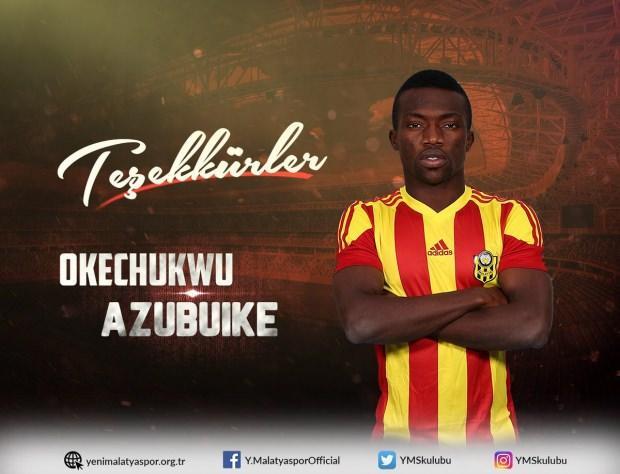 Azubuike, Mısır'a transfer oldu