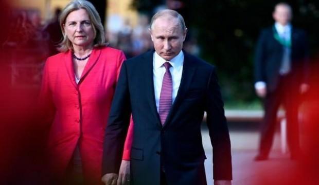 Putin Avrupa ülkesini karıştırdı!