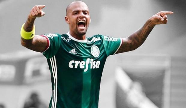 Felipe Melo Brezilya'da da şaşırtmadı!