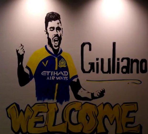 Giuliano'yu resmen açıkladılar