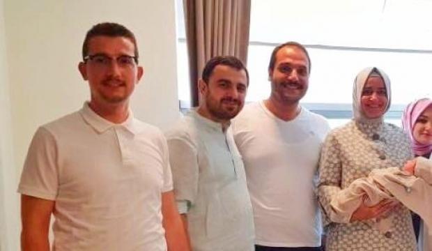 Erdoğan'ın sunucusu Metin Kaptanoğlu'nun bebeği doğdu!