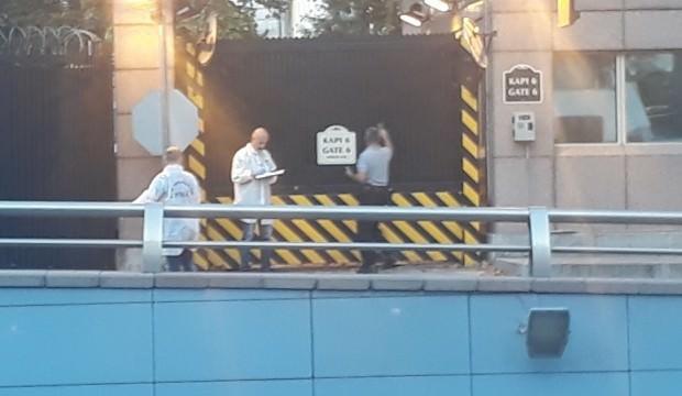 ABD Büyükelçiliğine saldıranların fotoğrafları ile ilgili görsel sonucu