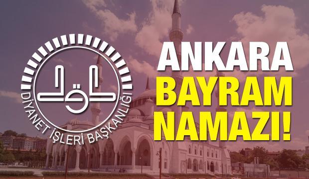 Ankara Kurban Bayramı namazı saati! 2018 Sabah saat kaçta kılınacak?