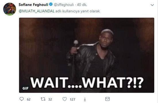 Feghouli'den transfer cevabı