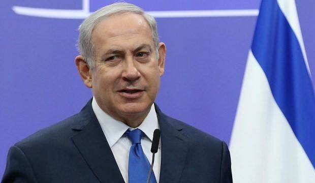 Netanyahu'nun yüzü gülüyor: Çok memnunum