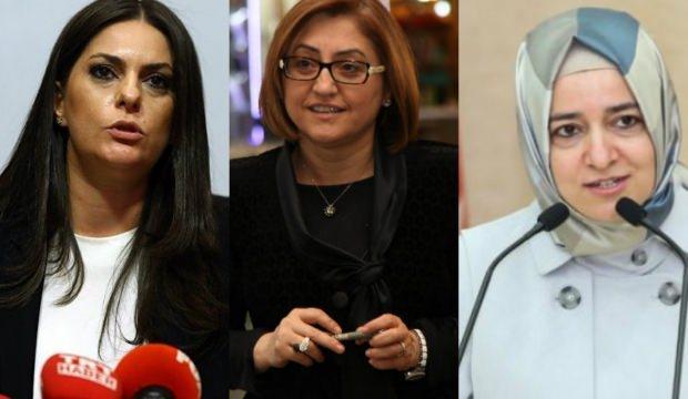 Kadın siyasetçilerin bayram mesajları