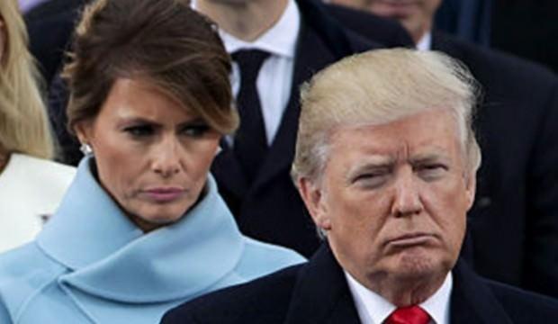 Melania'den Trump'a yeni misilleme!