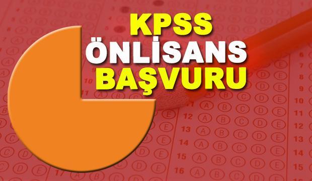 2018 KPSS Önlisans başvuru nasıl yapılır? Başvuru ekranı ve sınav ücreti...
