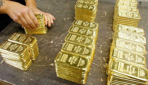Altının kilogramı düşüyor!