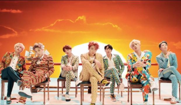BTS Kore grubu 24 saat içerisinde Youtube rekoru kırdı!