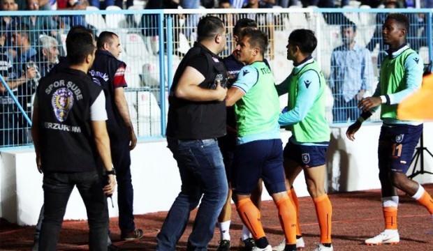 BB Erzurumspor'dan Emre'ye tepki