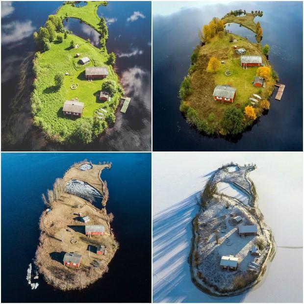 Dünyanın en huzurlu adası nerede