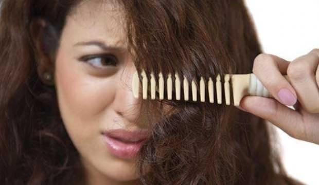 Kabaran saçlar için çözüm önerileri