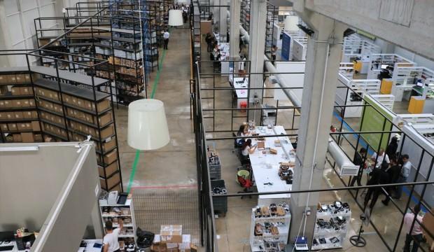 Yerli telefon markası Reeder'dan Samsun'a fabrika!