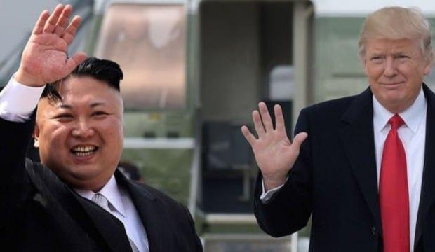 Trump'tan Kim Jong Un'a övgü dolu sözler