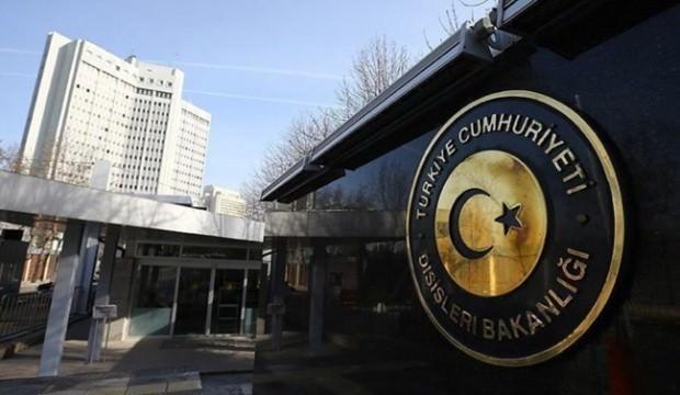 Türkiye'den Meksika'ya taziye mesajı