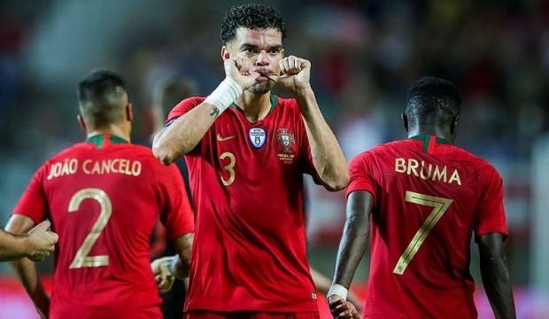 Pepe attı, Vida sakatlandı! Kazanan çıkmadı
