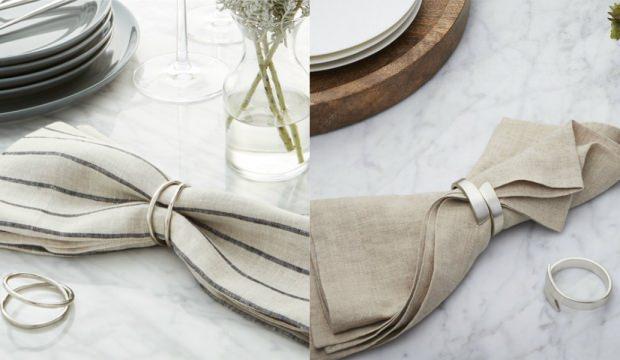 Özel tasarımlarla yemek masanızı süsleyin!