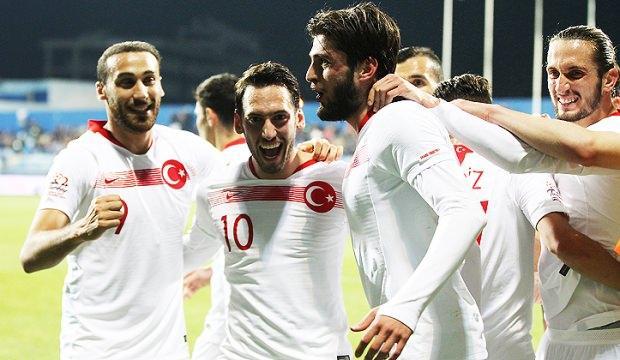 Türkiye, Bosna ile Rize'de karşılaşacak