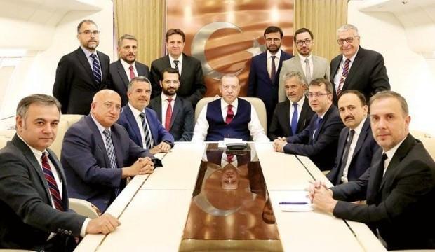 Erdoğan: Putin'e söyledim, şaşırdı
