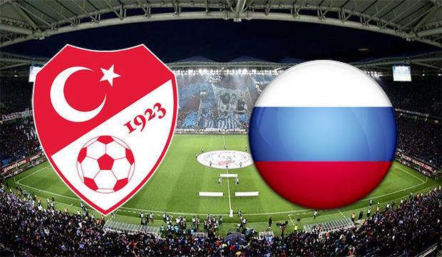 Türkiye Rusya maçı ne zaman, saat kaçta, hangi kanalda? TRT'de mi yayınlanacak?