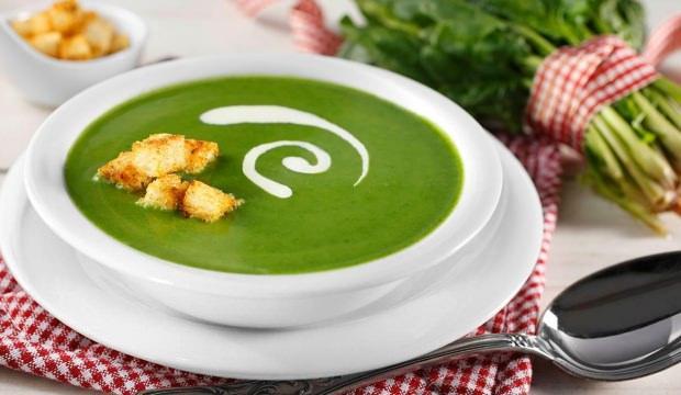 Ispanak çorbası nasıl yapılır?
